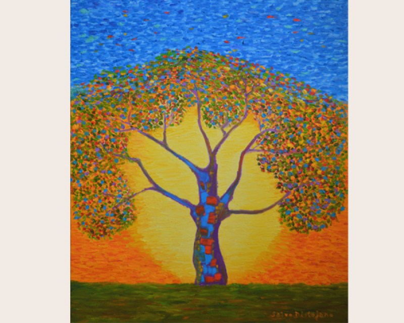 triskele-arte-salvo-distefano-The-tree-of-colored-dream